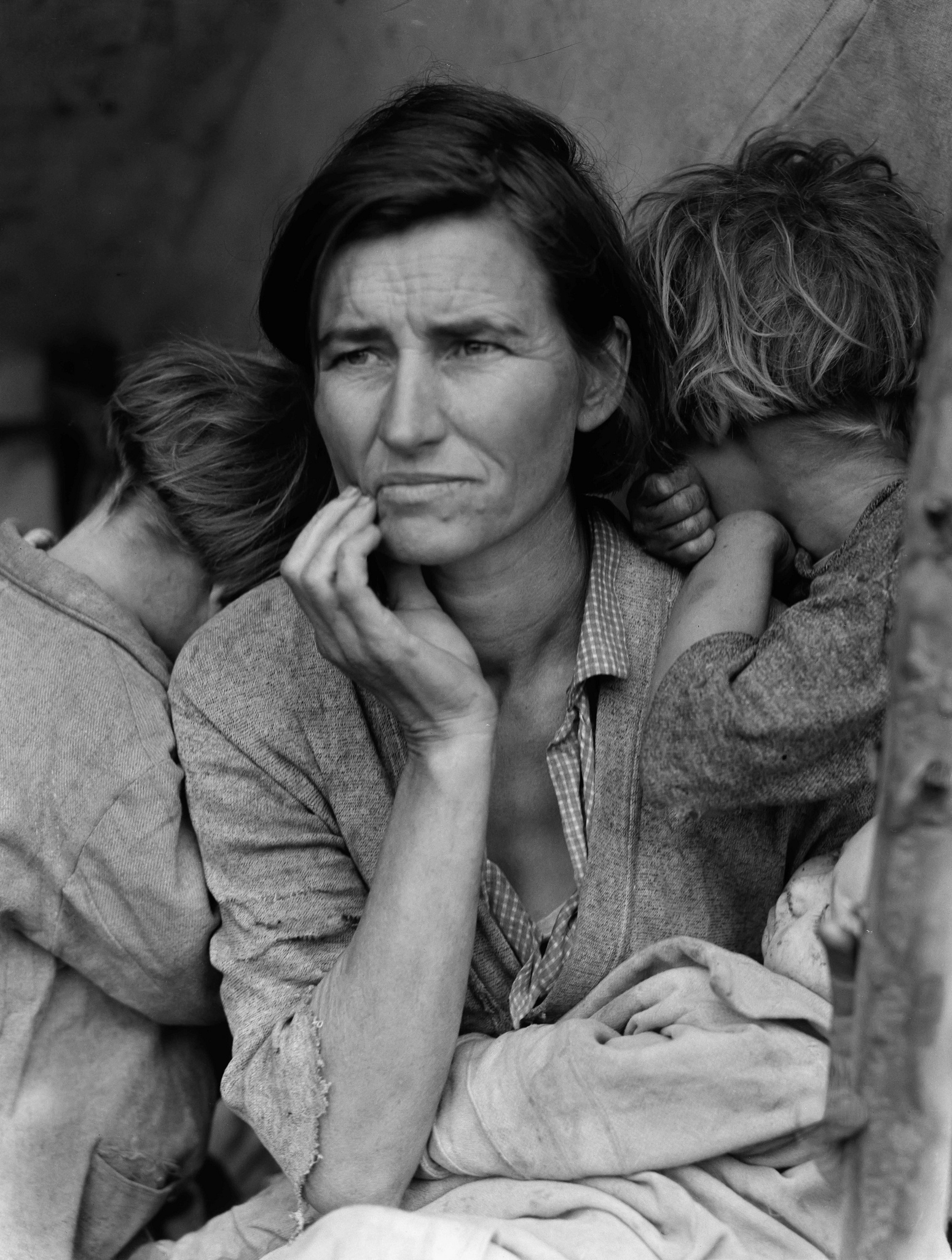Migrant Mother | © C. Thomas Anderson / Flickr