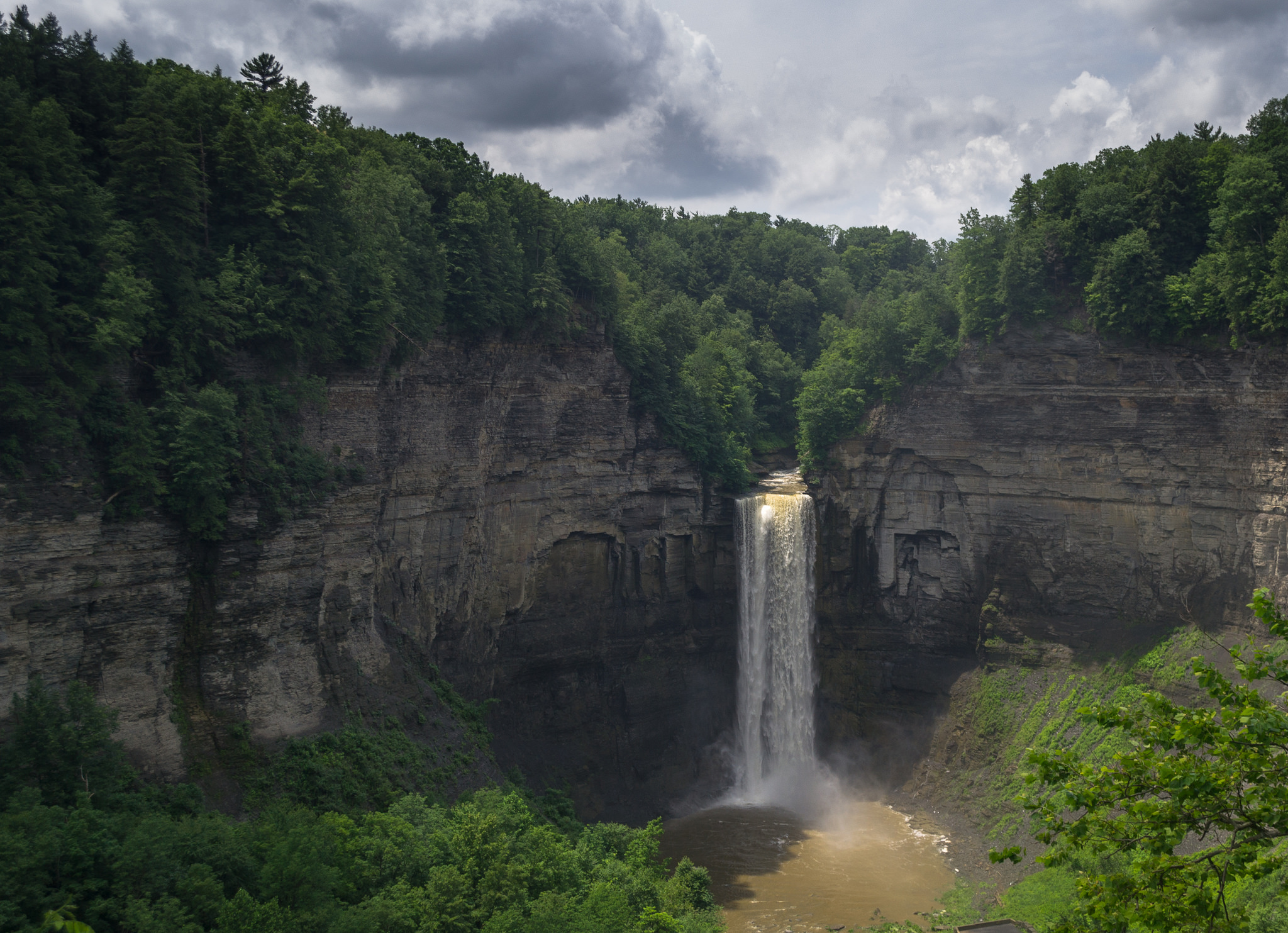 Taughannock Falls | © Joe Pitha/Flickr