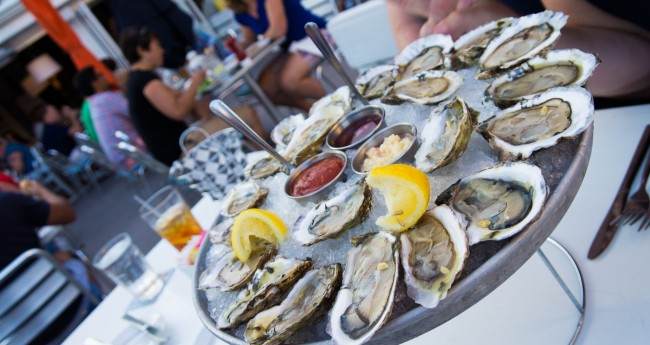 Oysters | © Noodles and Beef/Flickr