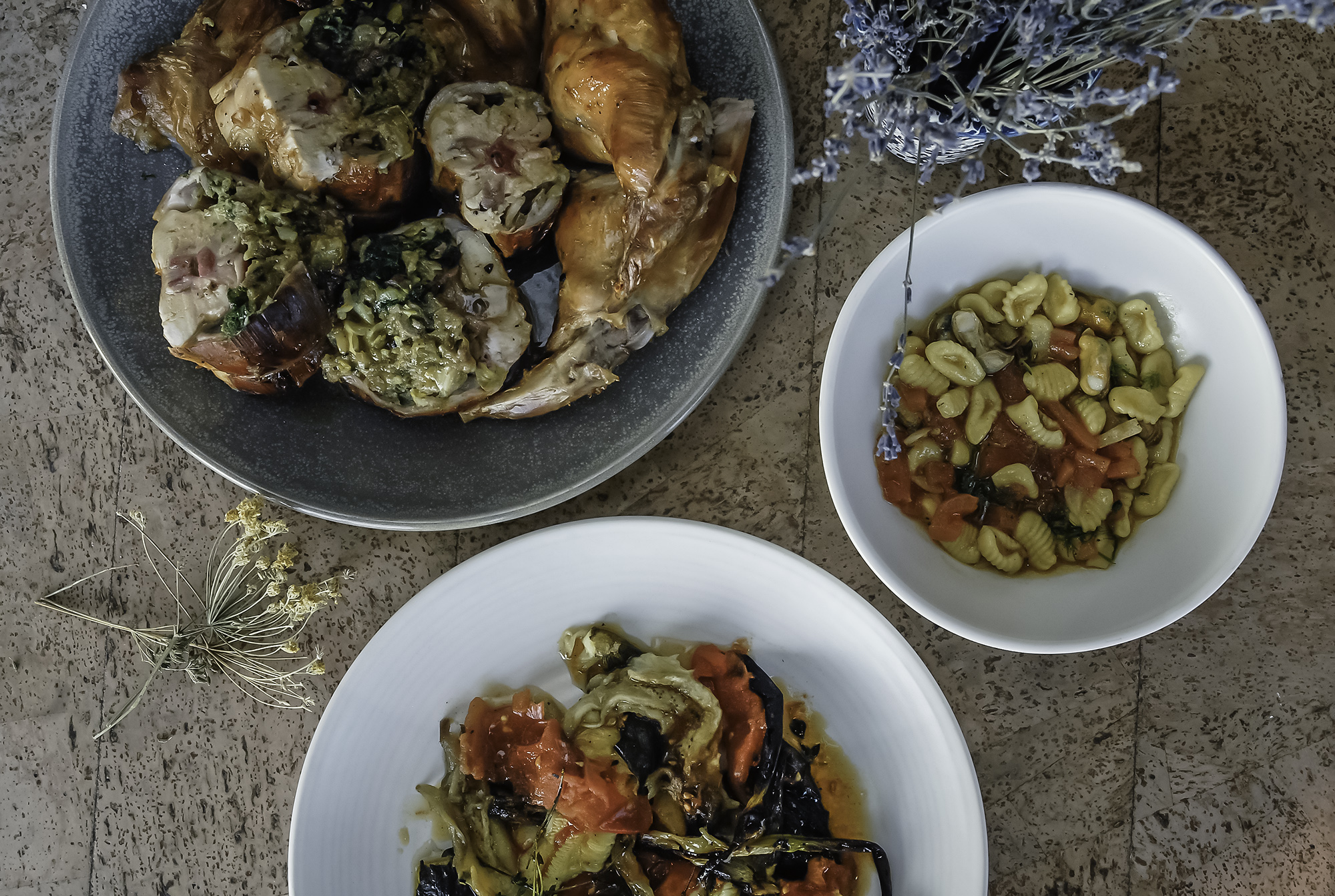 Sardine dishes | Courtesy of Sardine