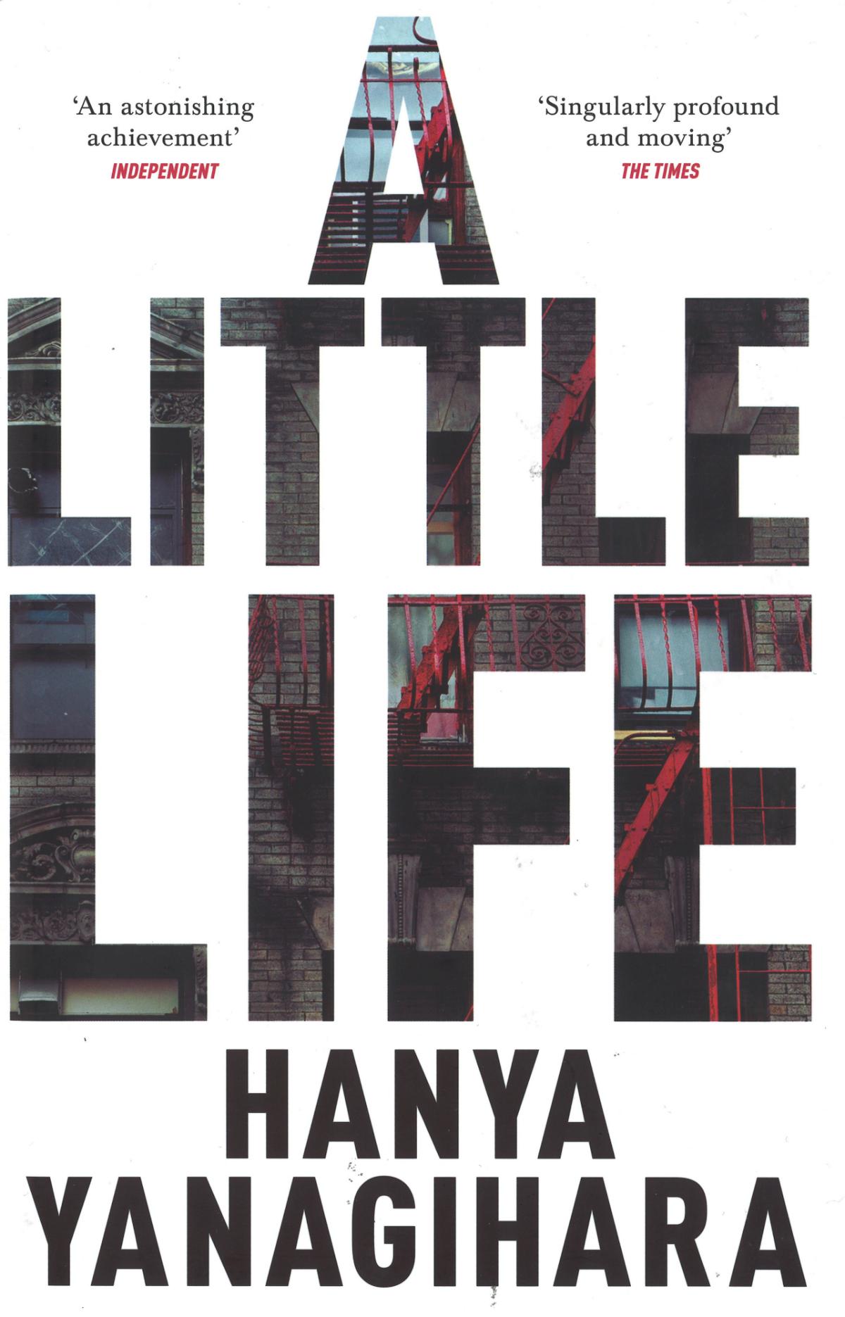 A Little Life - Hanya Yanagihara | © Foyles