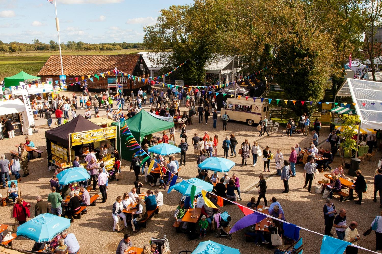Food Festival Suffolk