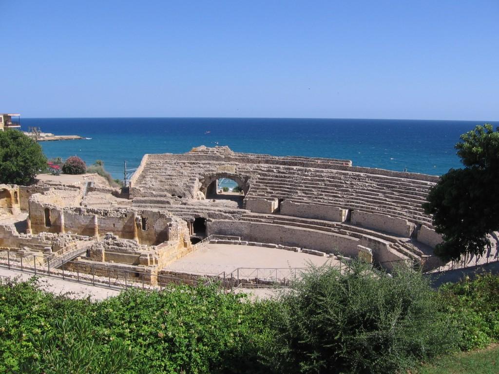 Amphitheatre of Tarragona   © Cintxa / WikiCommons