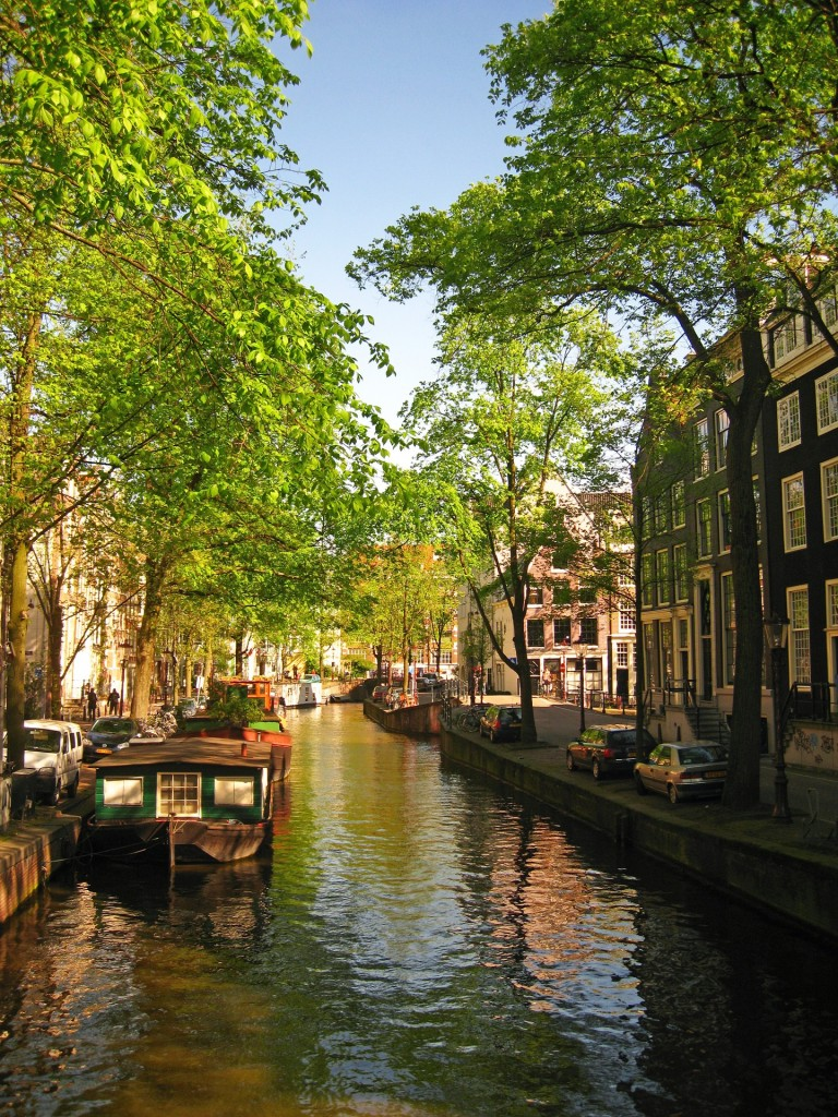 Amsterdam | ©MonicaVolpin/Pixabay