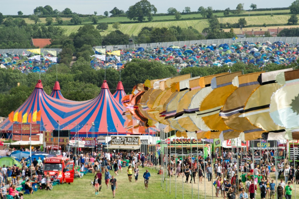 Glastonbury Festival | © Andrew Allcock 292