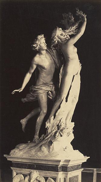 Bernini, Apollo and Daphne | © James Anderson/WikiCommons