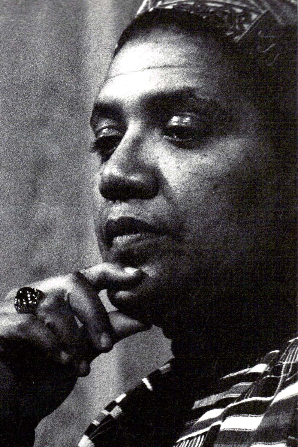 Audre Lorde | © K. Kendall/WikiCommons