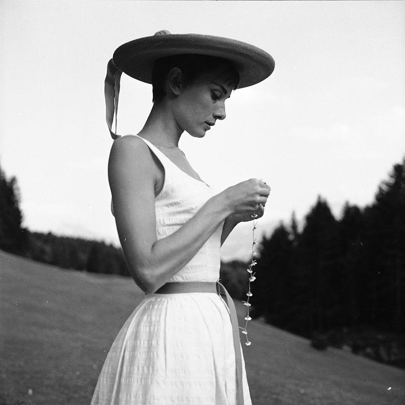 were getting to know you audrey hepburn
