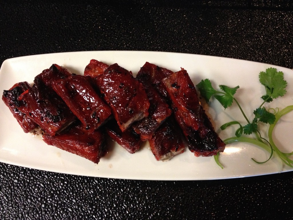 bbq Ribs | © Red Robe Tea