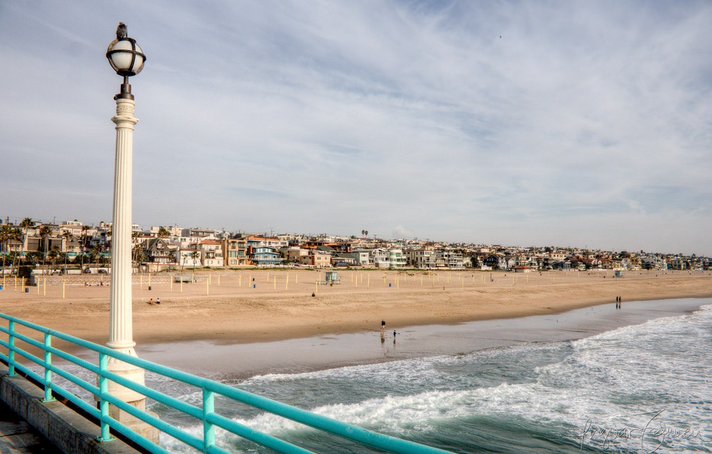 Manhattan Beach | ©Yngvar Johnsen/Flickr