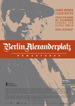 Berlin Alexanderplatz Remastered Poster/WikiCommons