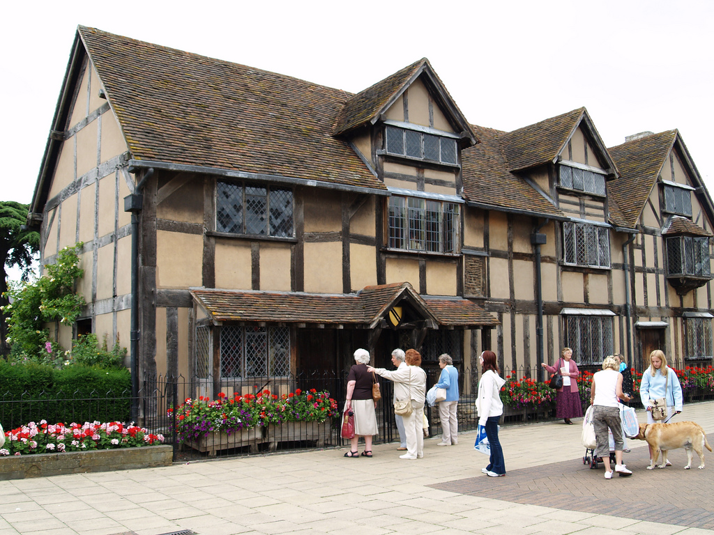 The Story Of England 39 S Great Bard William Shakespeare