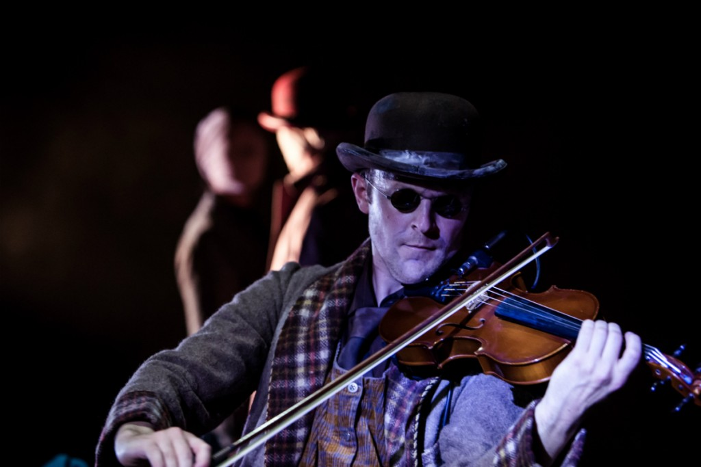 Blind Man's Song | © Song Richard Davenport