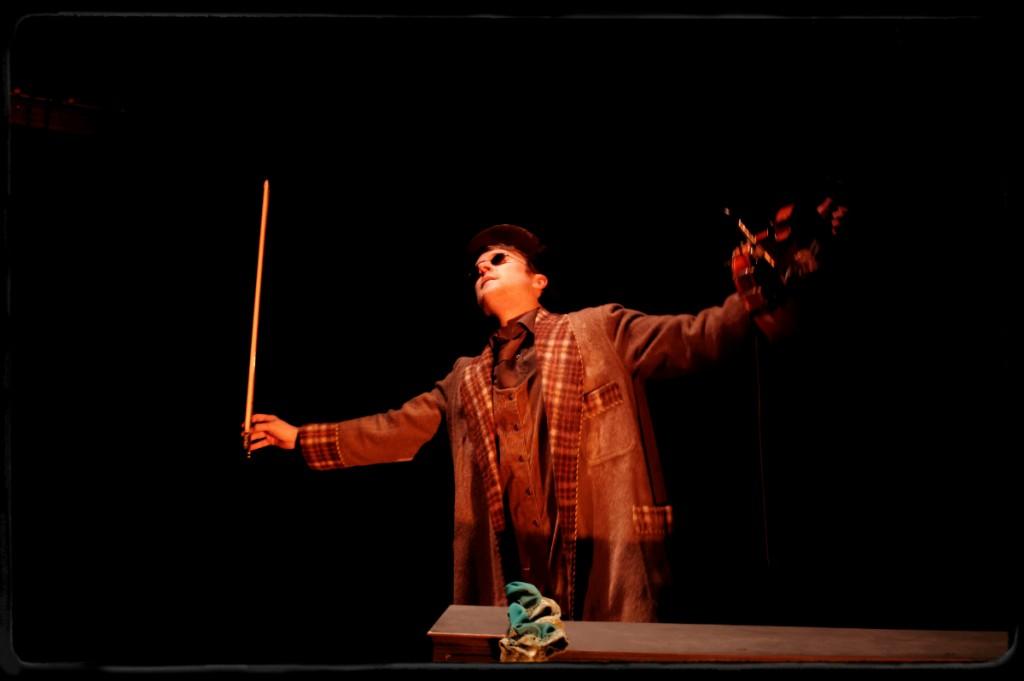 Blind Man's Song | © Francois Verbeek