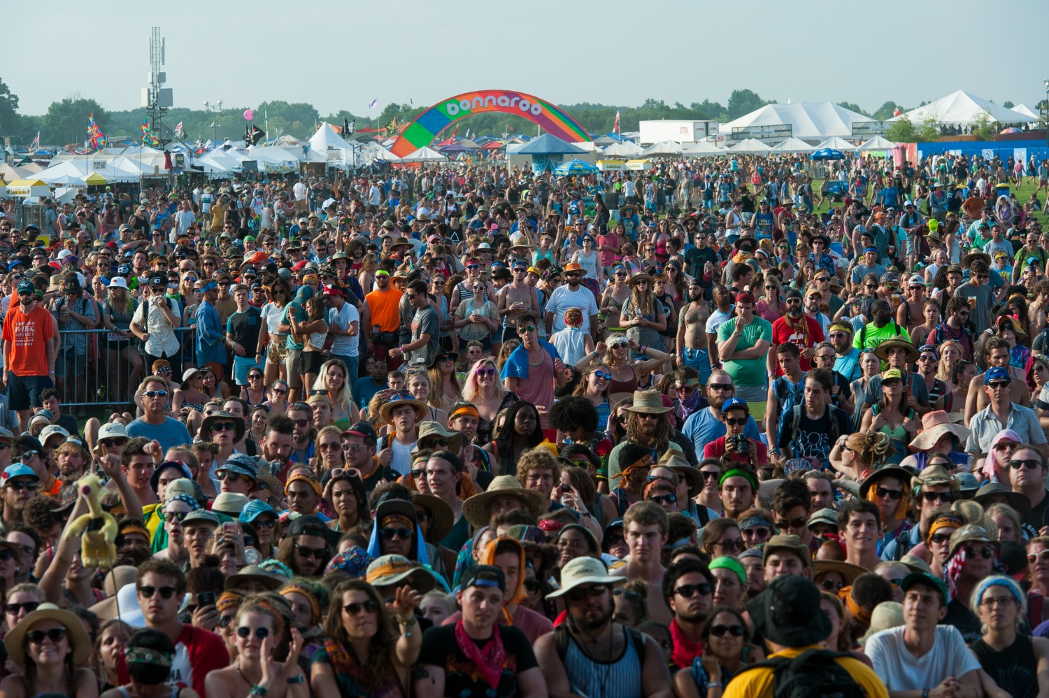 Bonnaroo Music and Arts Festival | Photo by Adam Macchia for Bonnaroo Music & Arts Festival