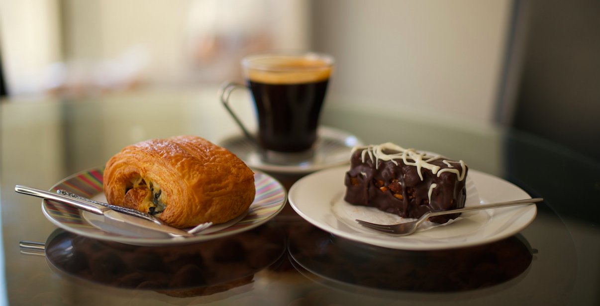 Cafe Gourmand | © m00by/Flickr