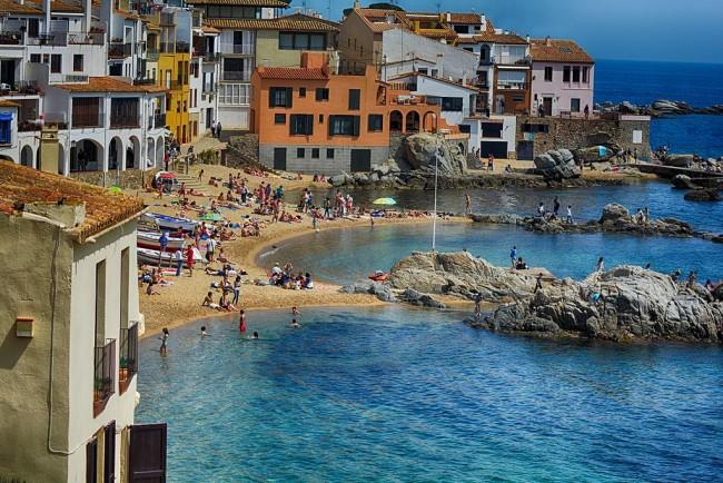 Calella de Palafrugell | © Felipoween / WikiCommons