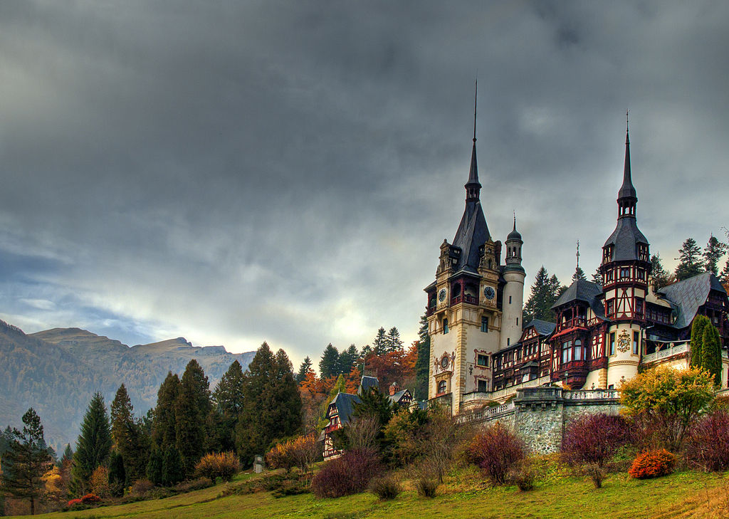 The 12 most beautiful spots in romania - Most beautiful manors romania ...