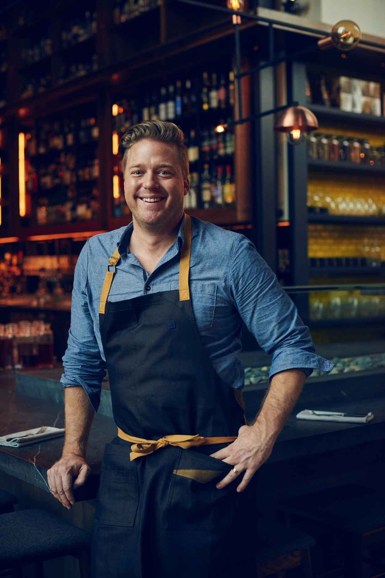 Chef Timothy Hollingsworth. Credit - Sierra Prescott