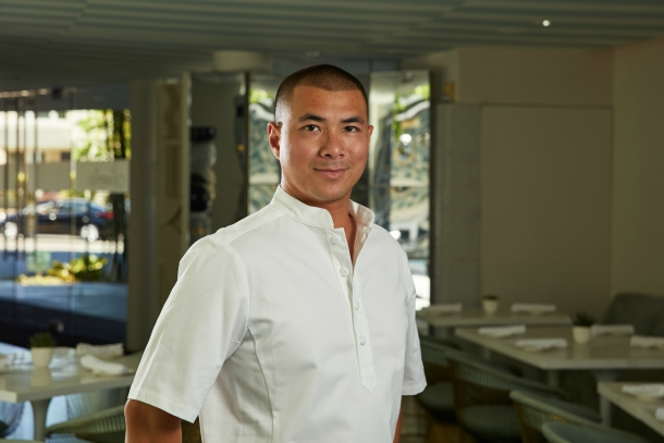 Chef Michael Hung (credit: Viviane Restaurant)
