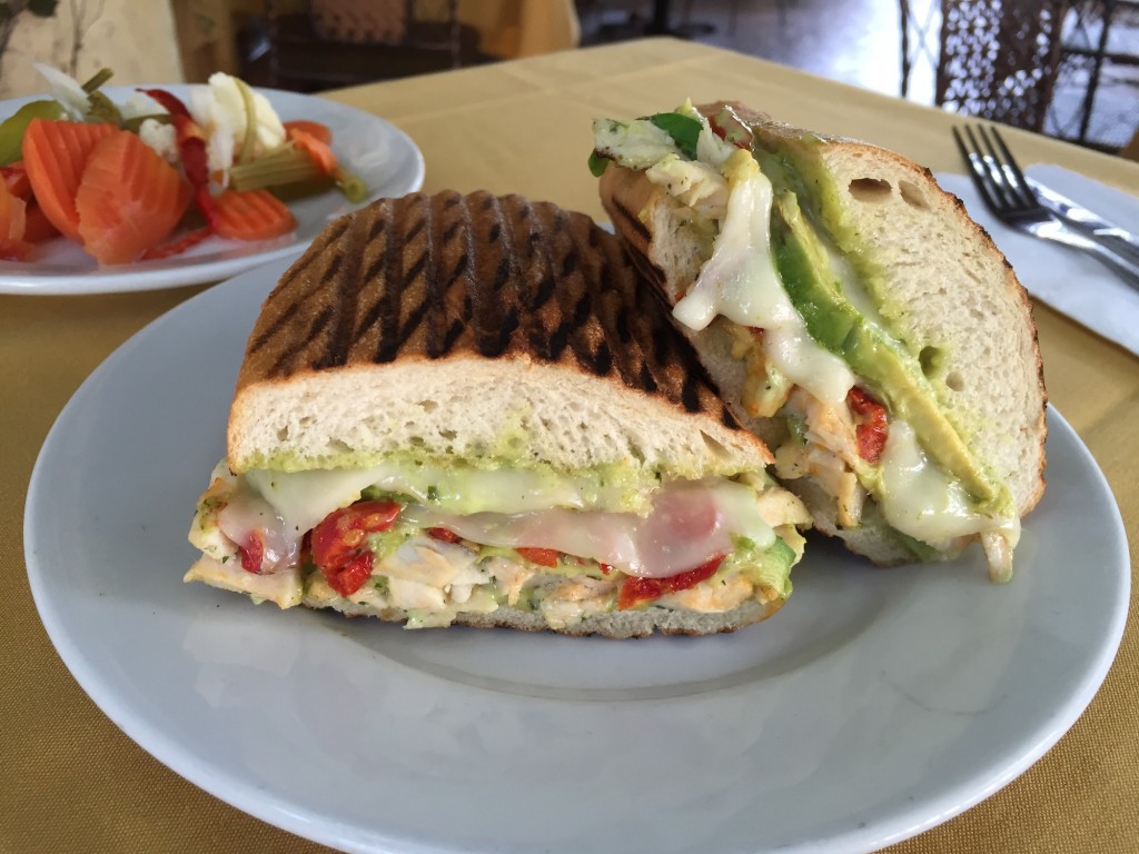 Chicken Special Panini | ©Courtesy of il Tramezzino