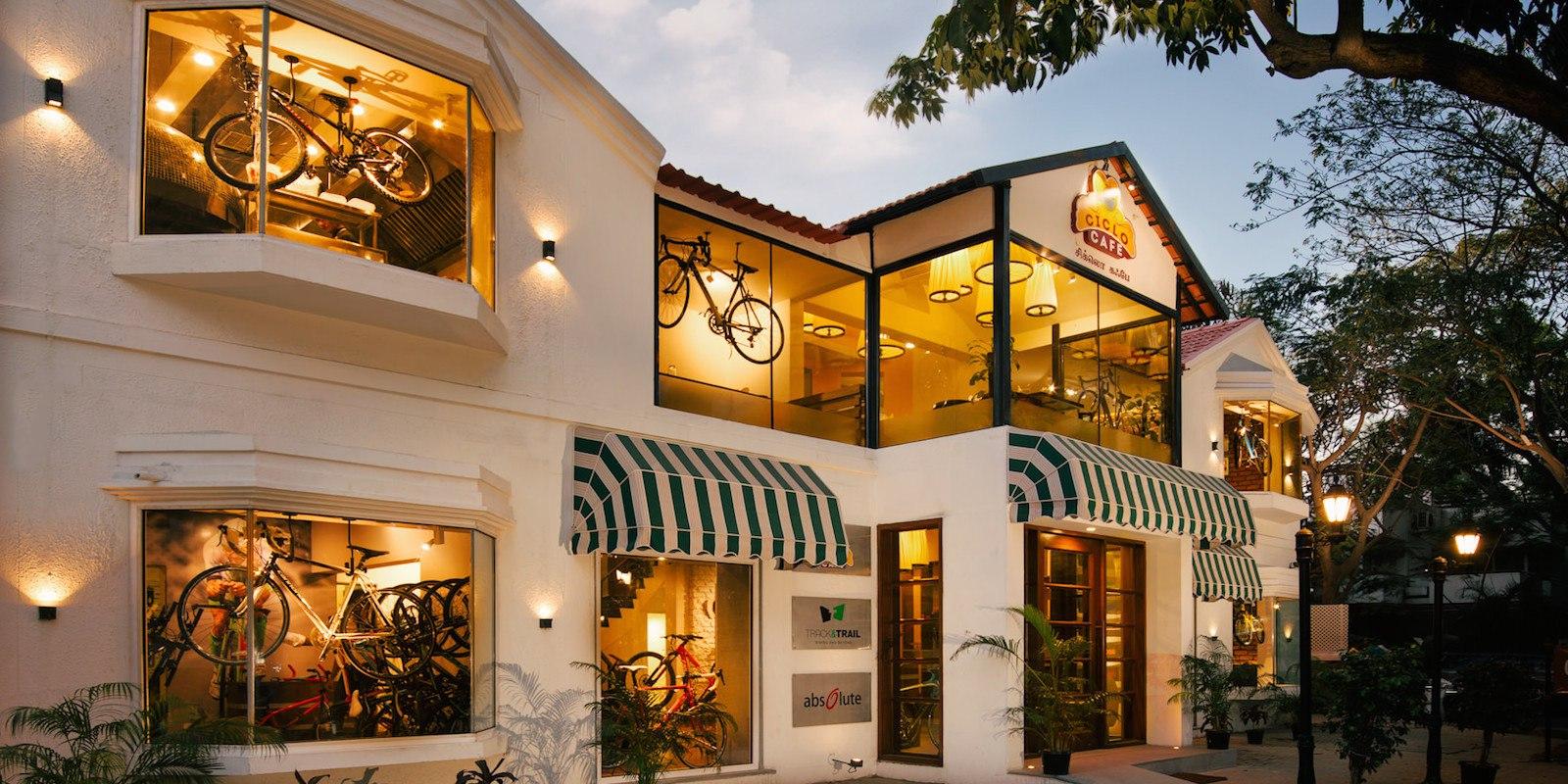 The Ciclo Cafe | Courtesy of Zomato