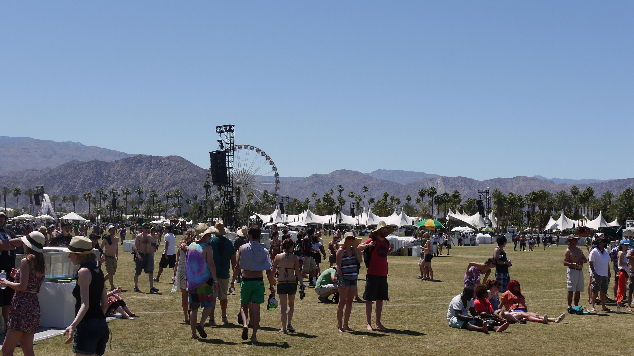 Coachella Valley Music and Arts Festival | © Malcolm Murdoch/Flickr