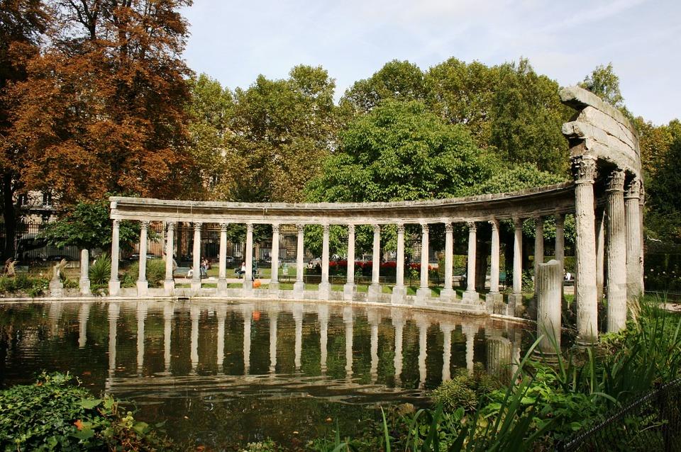 Parc Monceau|alexandria/Pixabay