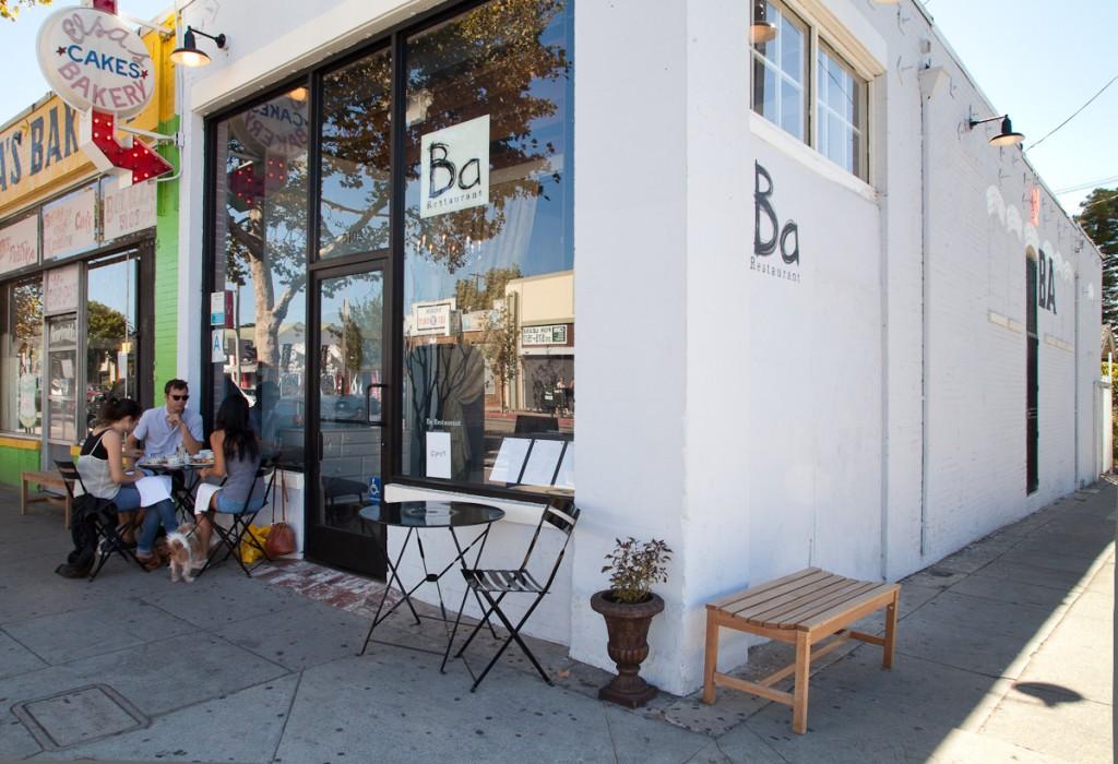 Ba Exterior   © Courtesy of Ba