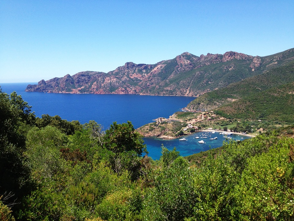 Corse|PatrickBlaise/Pixabay