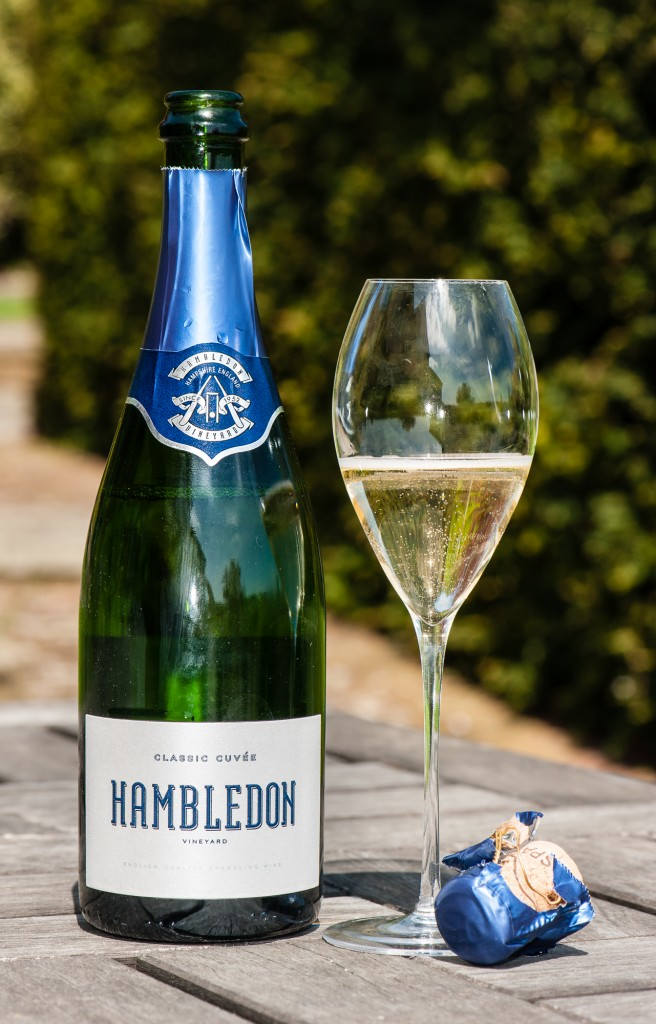 Hambledon wine | Courtesy of Hambledon Vineyard