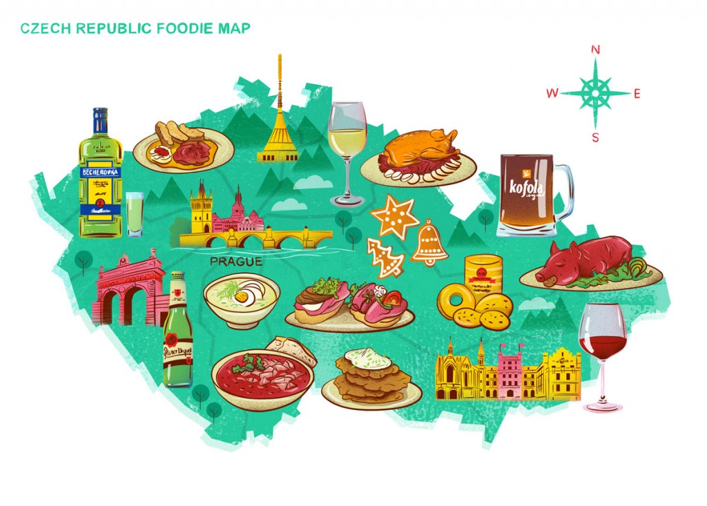 Food You Have To Try In The Czech Republic