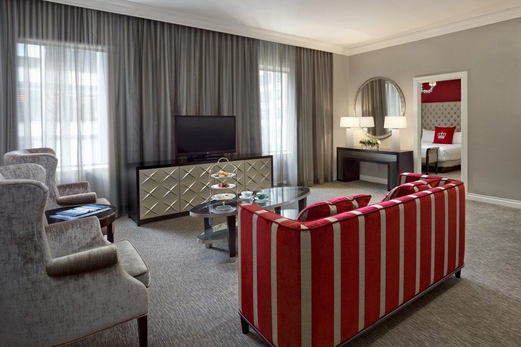 Deluxe Suite | Courtesy of The King Edward