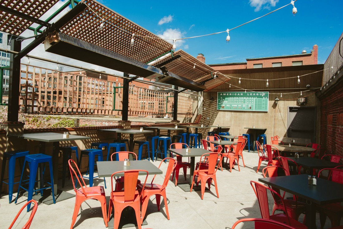 The 10 Best Outdoor Bars In Boston