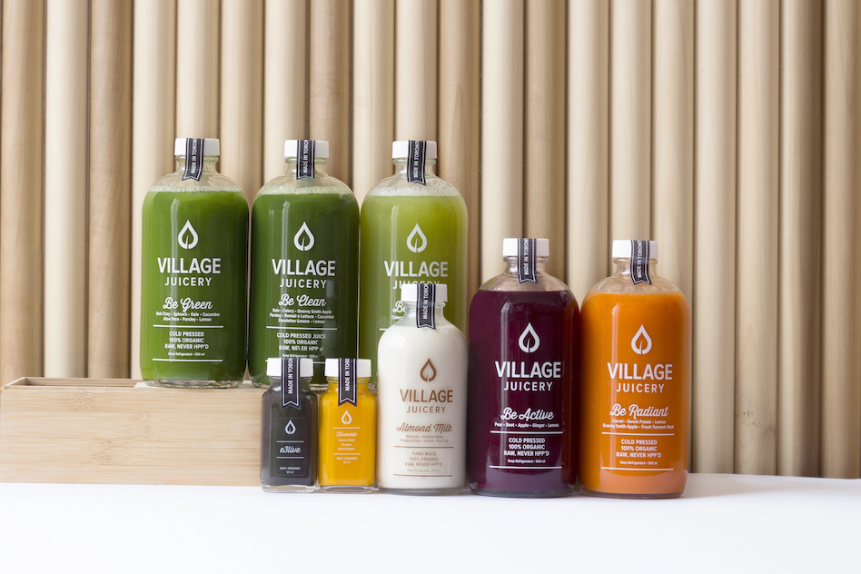 Eliminate Juice | Courtesy of Village Juicery