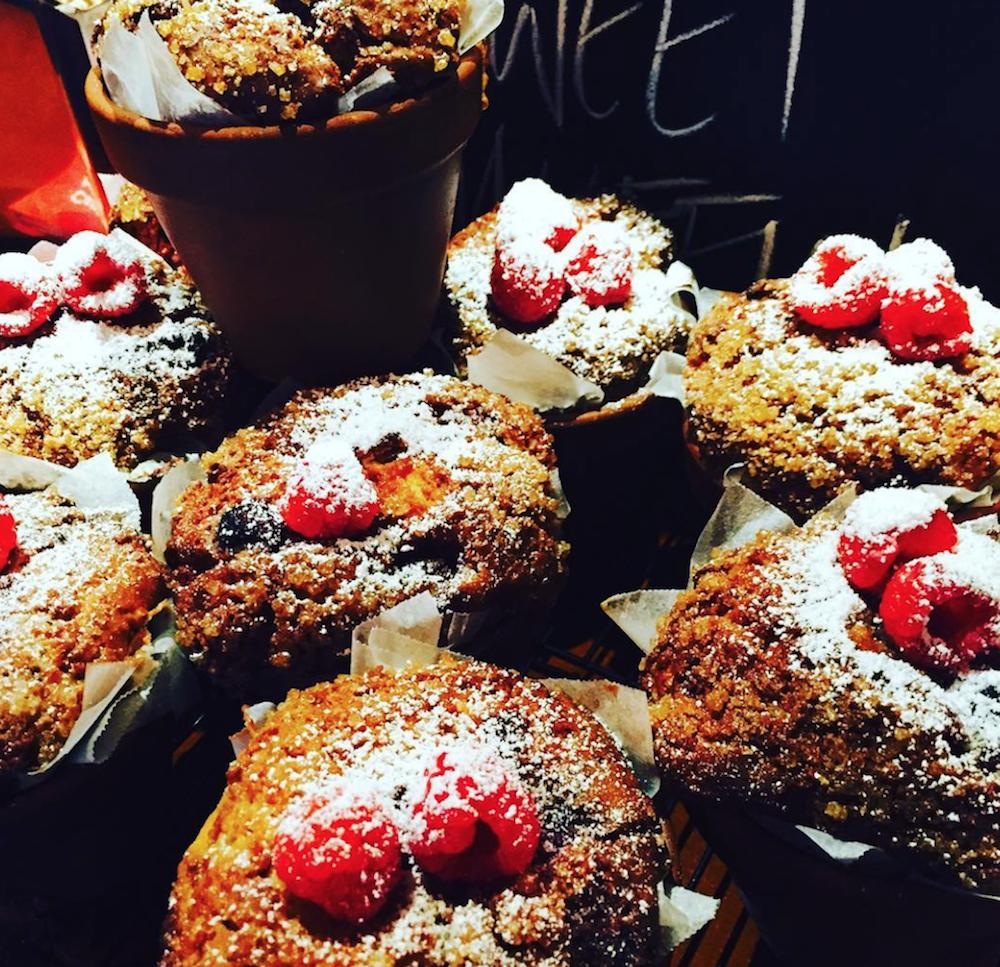 Essenza's muffins look super tasty © Essenza Instagram