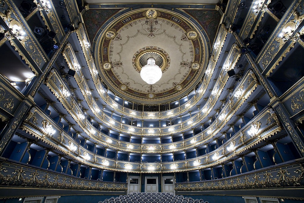 Estates Theater, Prague | © Jorge Royan/WikiCommons