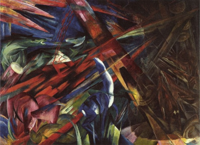 an introduction to expressionism painters and their works In this extract taken from the introduction to his newly published book,  tell an  avant-garde painter that his work was decorative and you.