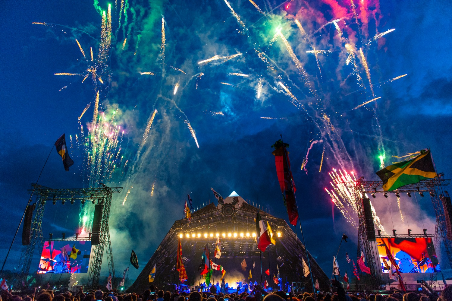 Glastonbury Festival | Courtesy Glastonbury Festival/Photo by Andrew Allcock