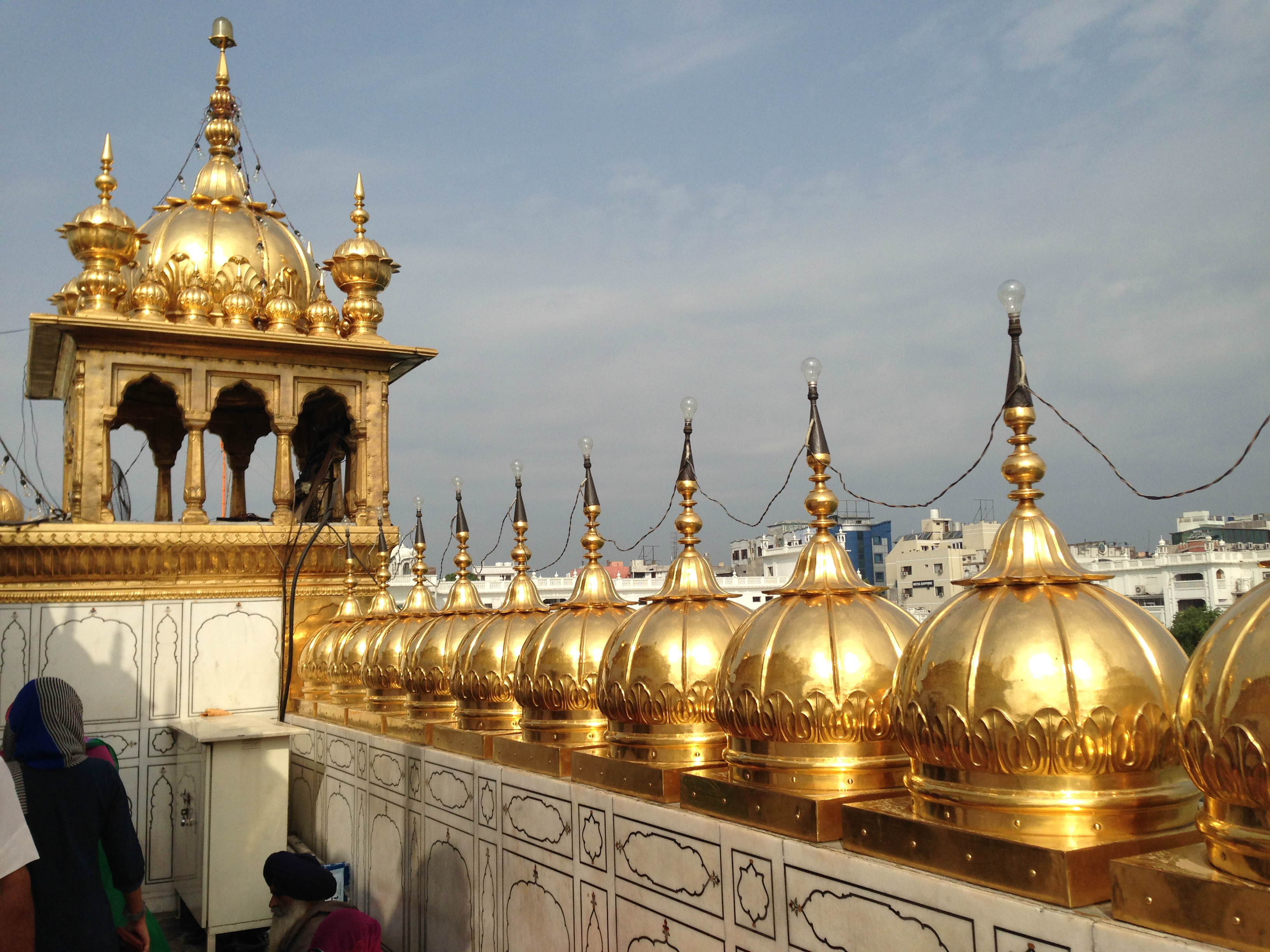Golden Dome, Golden Temple, Amritsar | © Sangita Sinha