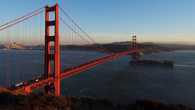 Golden Gate Bridge, San Francisco, California, USA |© Wilson Hui/Flickr