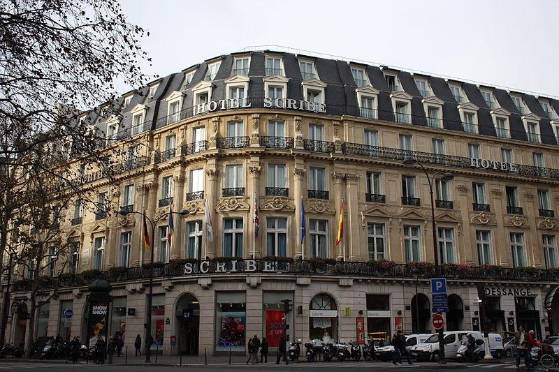 Scribe Hotel © Reinhardhauke l WikiCommons