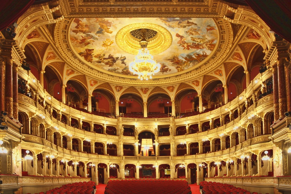 Hungarian State Opera House, Budapest | Courtesy Hungarian State Opera House/Photo by Attila Juhasz