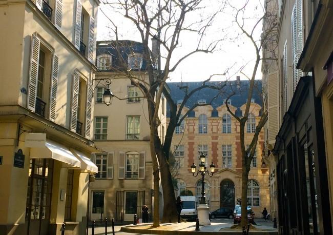 Place De Furstenberg  Paris U0026 39  Most Charming Square