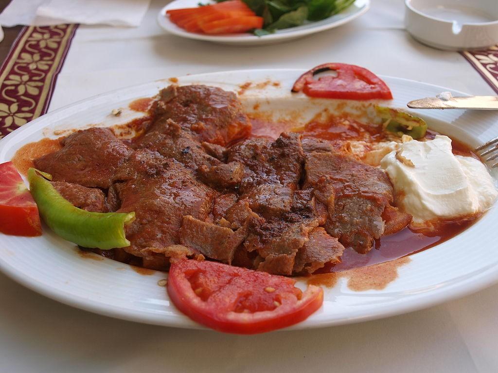 Iskender kebab   © Adriao/WikiCommons
