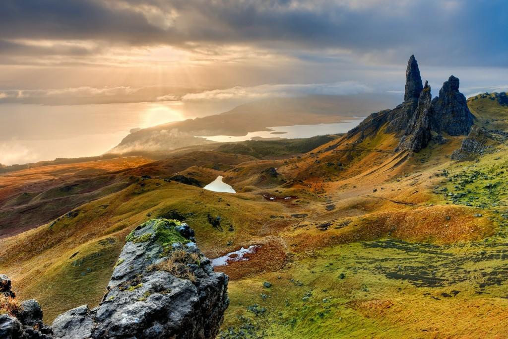 Isle of Skye | © Frank Winkler / Pixabay