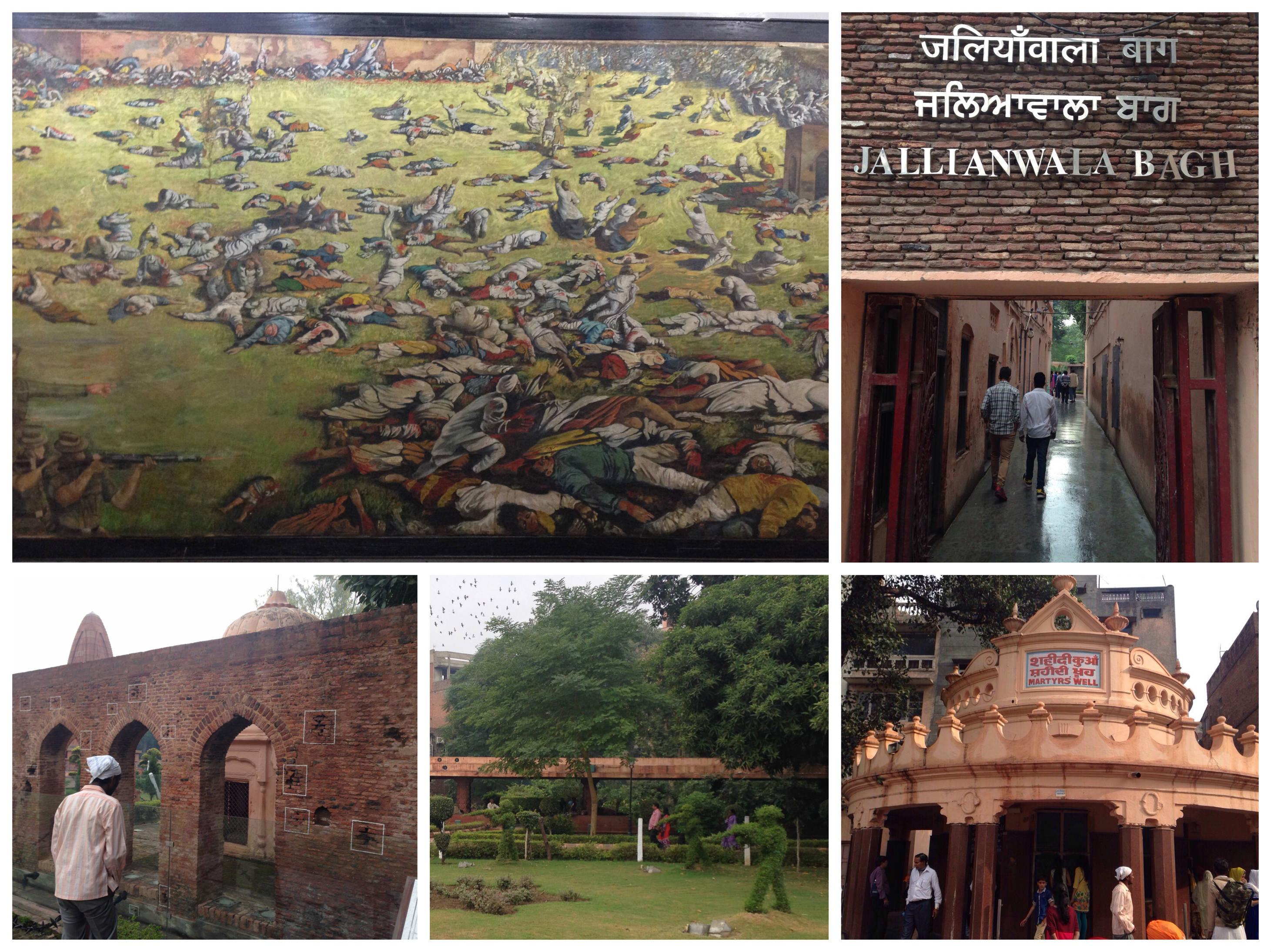 Jallianwallah Massacre, Amritsar |© Sangita Sinha