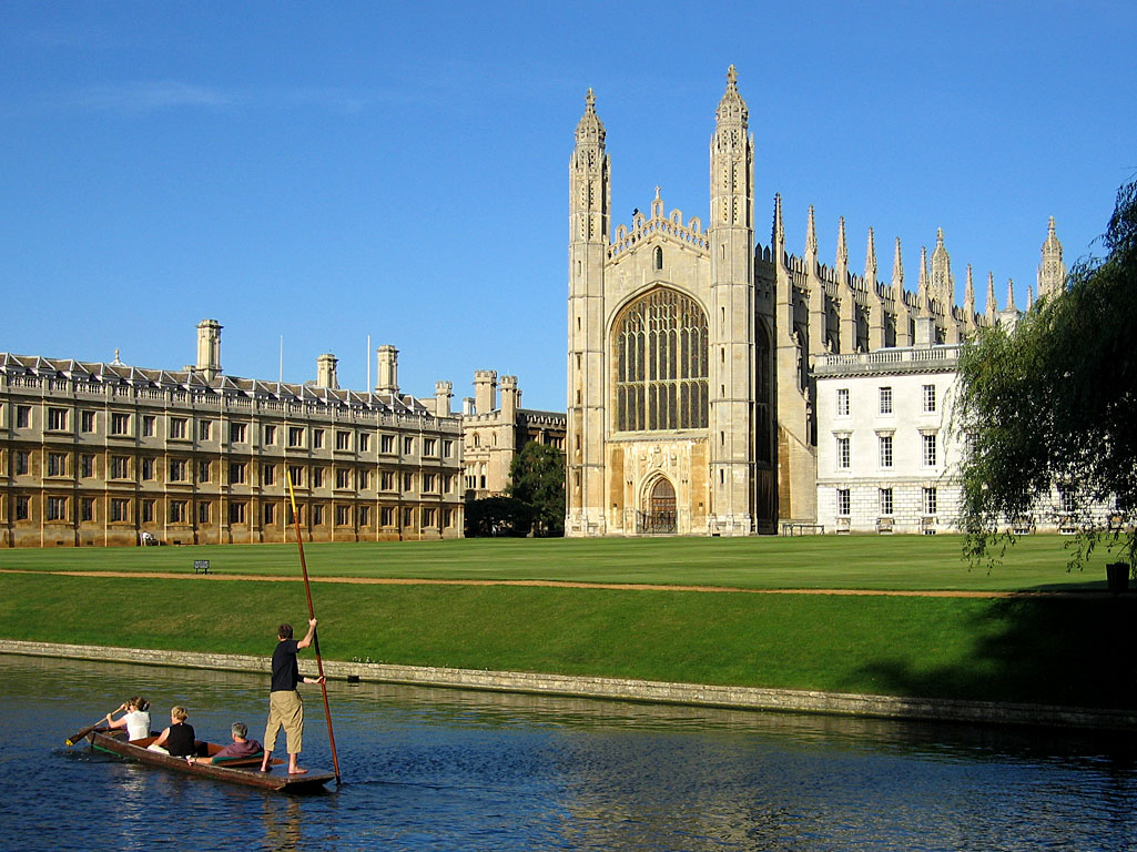 University of Cambridge | © Andrew Dunn/WikimediaCommons