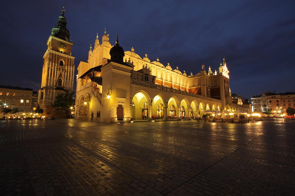 Krakow, Poland | Courtesy Polska Organizacja Turystyczna