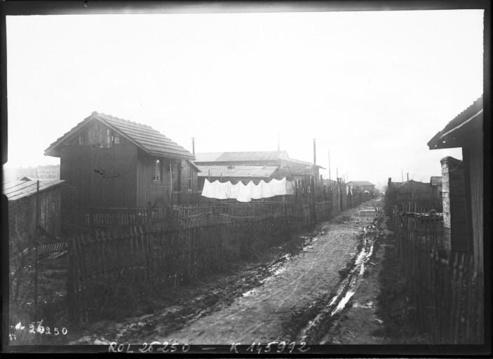 La zone d'Ivry, 1913| ©BNF/Wikicommons